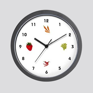 Dietitian or Nutritionist Wall Clock