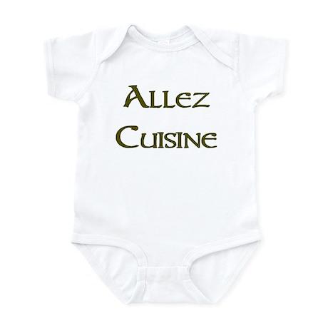 Allez Cuisine Infant Bodysuit