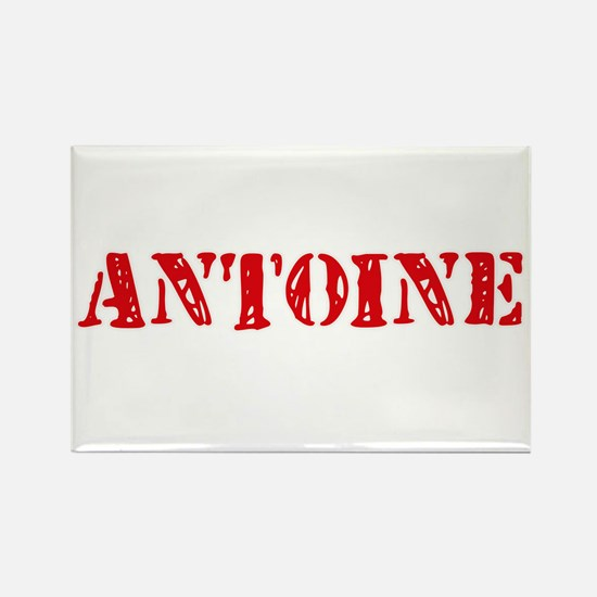 Antoine Rustic Stencil Design Magnets
