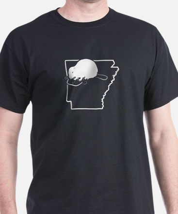 Beaver Traps Arkansas Traps For Beaver T-Shirt