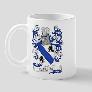 Stetson Coat of Arms Mug