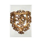 Crest Rectangle Magnet (100 pack)