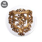 "Crest 3.5"" Button (10 pack)"