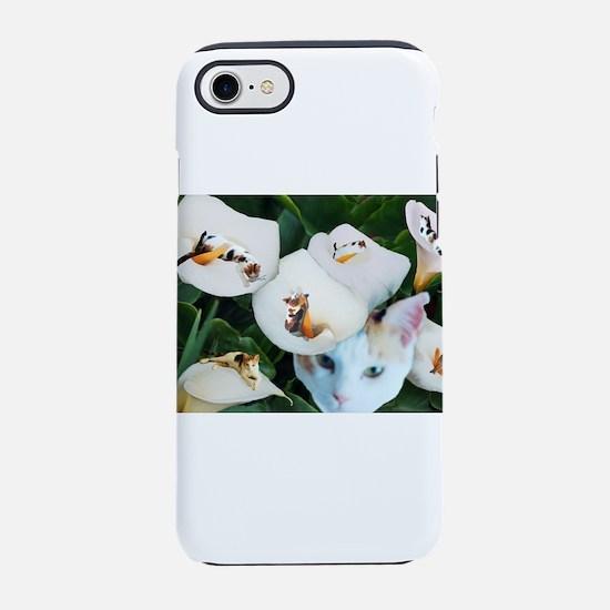 Cala in Callas.png iPhone 8/7 Tough Case