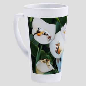 Cala in Callas 17 oz Latte Mug