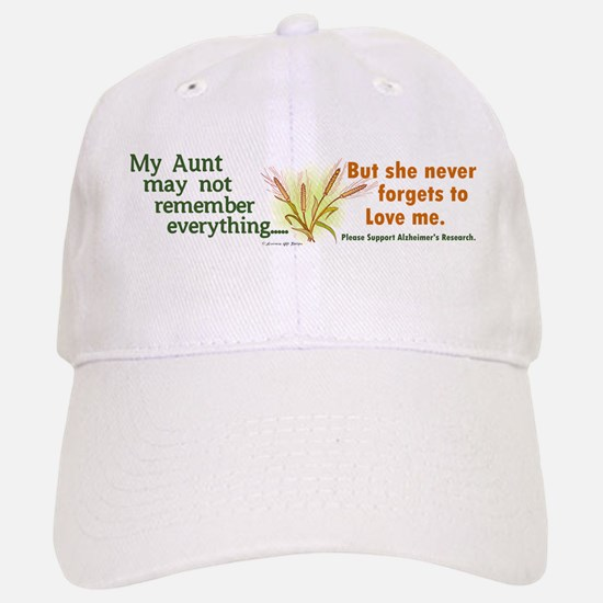 Never Forgets To Love 2 (Aunt) Baseball Baseball Cap