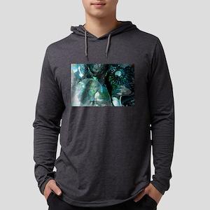 Ammonite Seascape Long Sleeve T-Shirt