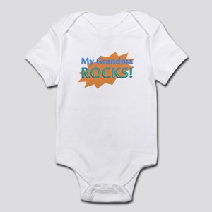 My Grandma Rocks Infant Bodysuit