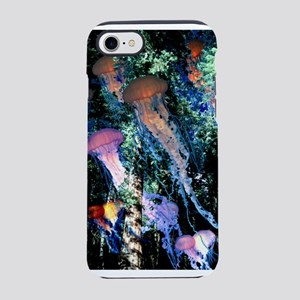 jellyfish forest iPhone 8/7 Tough Case