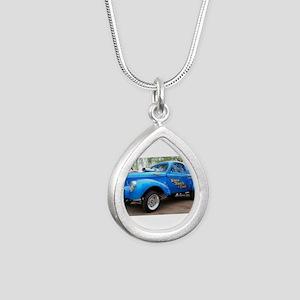 Drag Racing car Necklaces