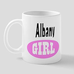 Albany Girl T-shirts Mug