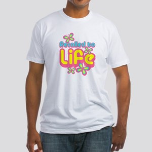 Recalled to Life Fitted T-Shirt