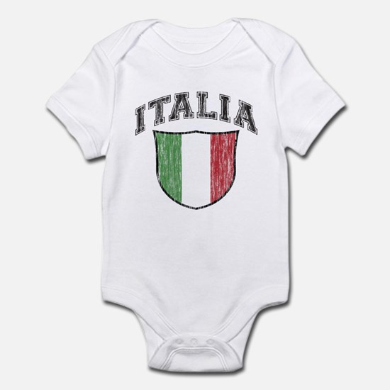 ITALIA (light colored product Infant Bodysuit