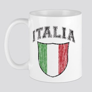 ITALIA (light colored product Mug