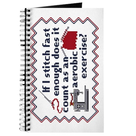 Stitch Fast Journal