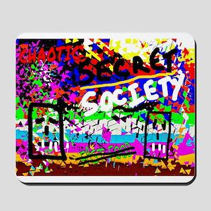 SECRET SOCIETY Mousepad