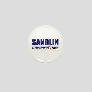 Sandlin 2008 Mini Button