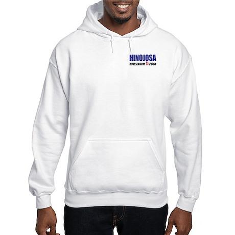 Hinojosa 2008 Hooded Sweatshirt