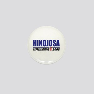 Hinojosa 2008 Mini Button
