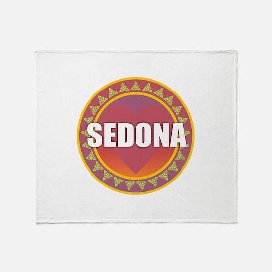 Sedona Sun Throw Blanket