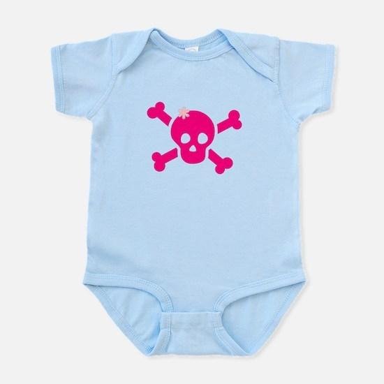 Girl Pirate Infant Bodysuit