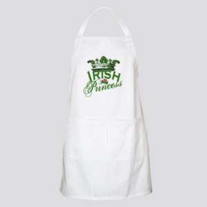 Irish Princess Tiara BBQ Apron