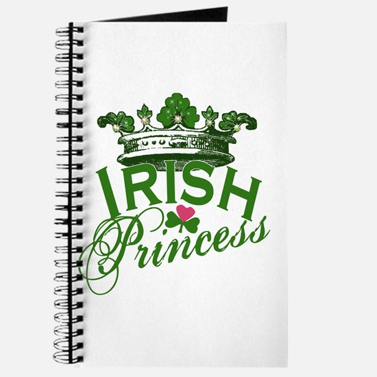 Irish Princess Tiara Journal