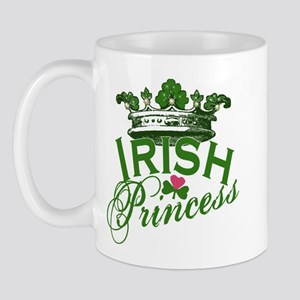 Irish Princess Tiara Mug