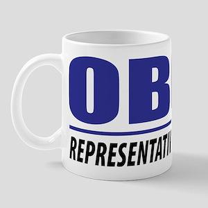 Obey 2008 Mug