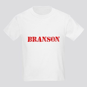 Branson Rustic Stencil Design T-Shirt