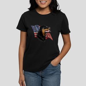 Rottweiler Flag T-Shirt