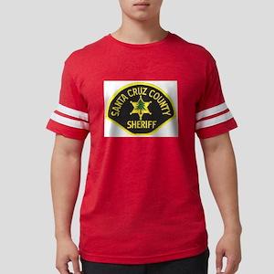 Santa Cruz Sheriff T-Shirt