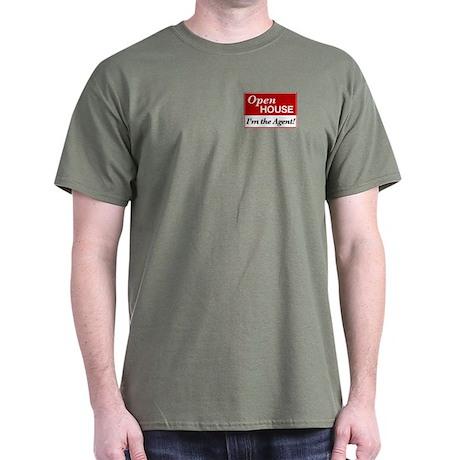 OPEN HOUSE Dark Realtor T-Shirt