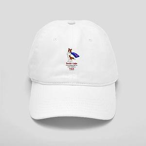 Super Border Collie-red Cap