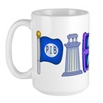 Put-in-Bay Souvenir Favorites Large Mug