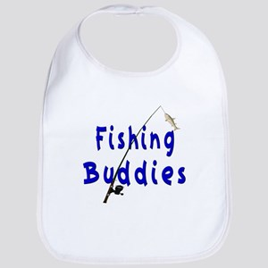 Fishing Buddies Bib