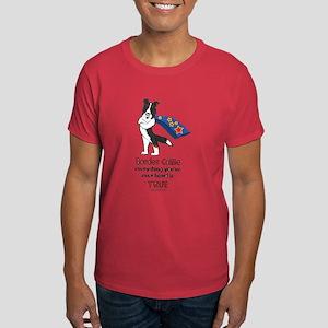 Super Border Collie Tri Dark T-Shirt
