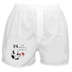 LOL cat Shredz it.. Boxer Shorts