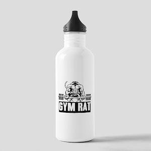 Gym Rat Water Bottle