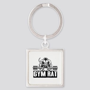 Gym Rat Keychains