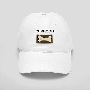 Cavapoo Dog Bone Cap