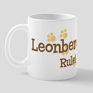 Leonbergers Rule Mug