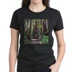 Redwood Trail Women's Dark T-Shirt