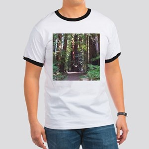 Redwood Trail Ringer T