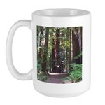 Redwood Trail Large Mug