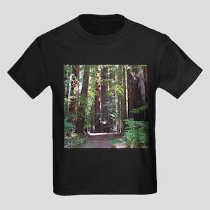 Redwood Trail Kids Dark T-Shirt