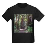 Redwood Trail Kids Dark T-Shirt