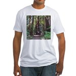 Redwood Trail Fitted T-Shirt