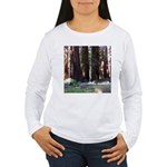 The Redwood Highway Women's Long Sleeve T-Shirt