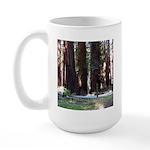 The Redwood Highway Large Mug